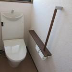 新潟市 東区 Y様邸 トイレ入れ替え工事